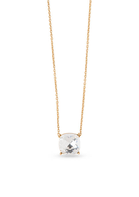 18K Gold-Plated Sea La Vie Awesome Crystal Necklace