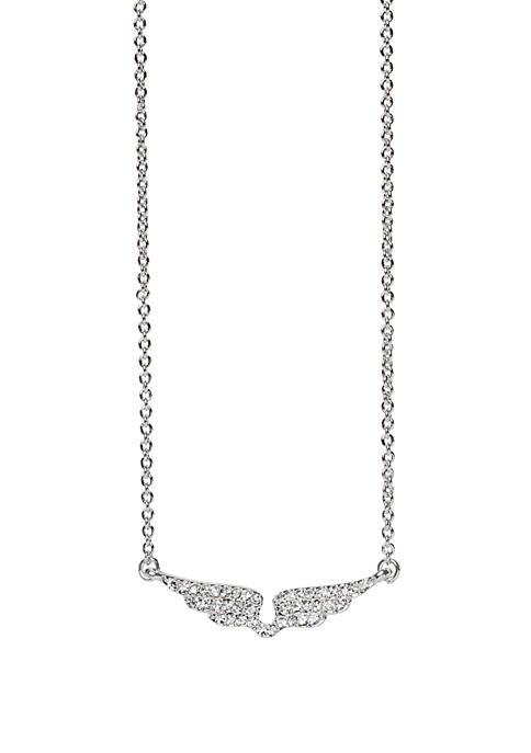 Sea La Vie Fly Wings Necklace