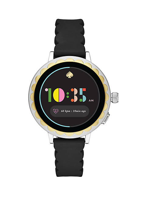 kate spade new york® Scallop Touchscreen Smartwatch with