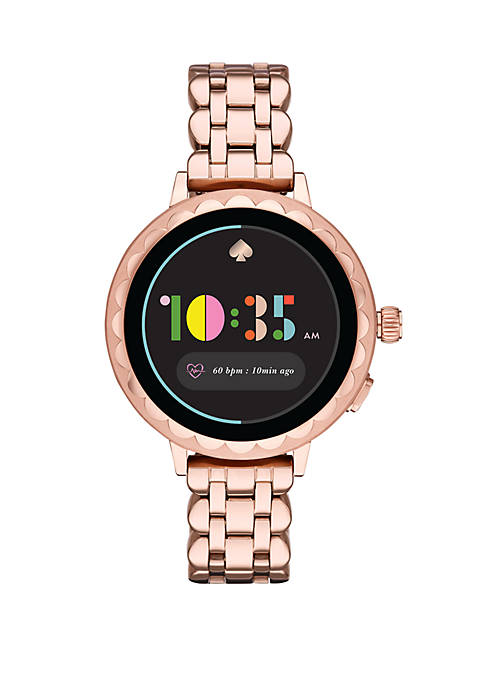 kate spade new york® Rose Gold Tone Stainless