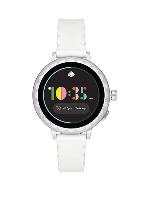 kate spade new york® Scallop Smartwatch 2 Silicone
