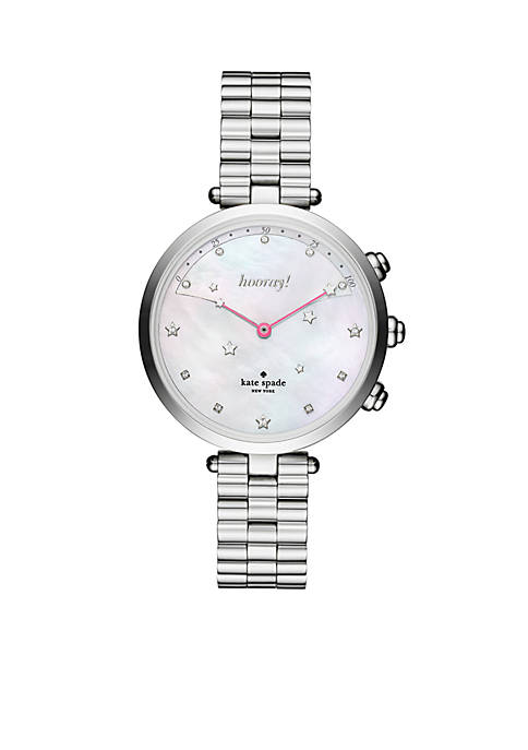 kate spade new york® Stainless Steel Holland Slim