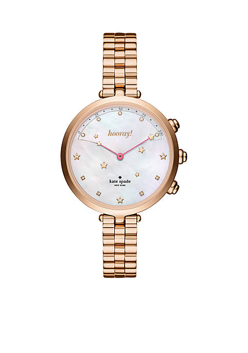 kate spade new york® Holland Hybrid Strap Watch