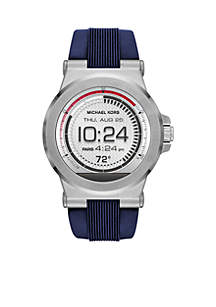 Connected Men's Dylan Stainless-Steel Smartwatch