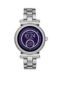 Access Women's Stainless Steel Sofie Touchscreen Smartwatch