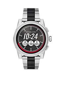 Two-Tone Grayson Touchscreen Smartwatch