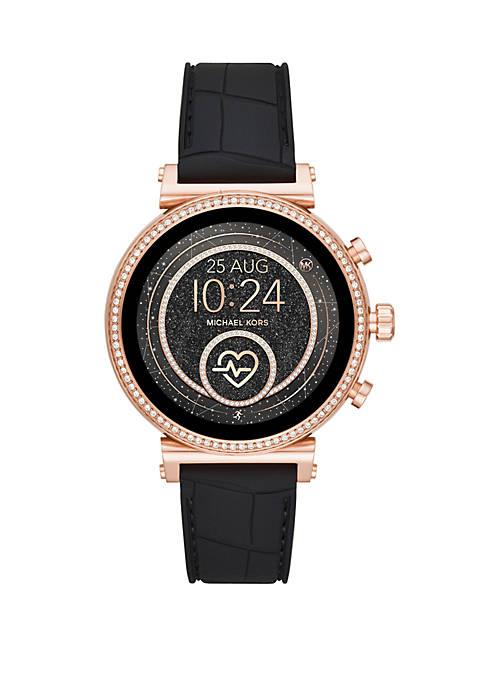 Michael Kors Access Sofie Heart Rate Touchscreen Smartwatch