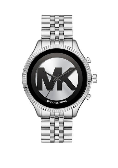 Michael Kors Touchscreen Smartwatch Lexington Stainless Steel