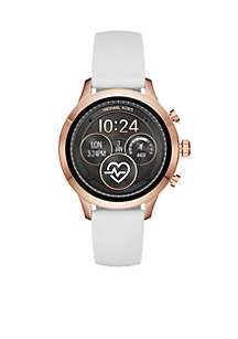 Access Touchscreen Smartwatch - Runway White Silicone Strap