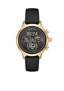 Access Touchscreen Smartwatch - Runway Black Silicone Strap