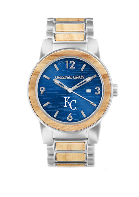 Kansas City Royal Baseball Bat Watch
