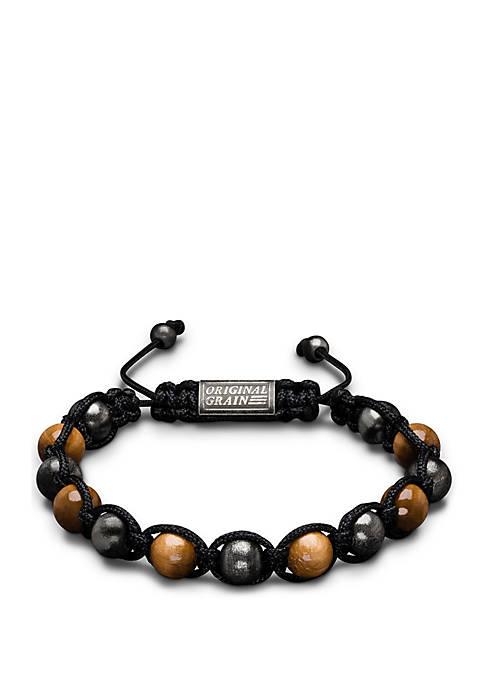 Koa Shambala Bracelet