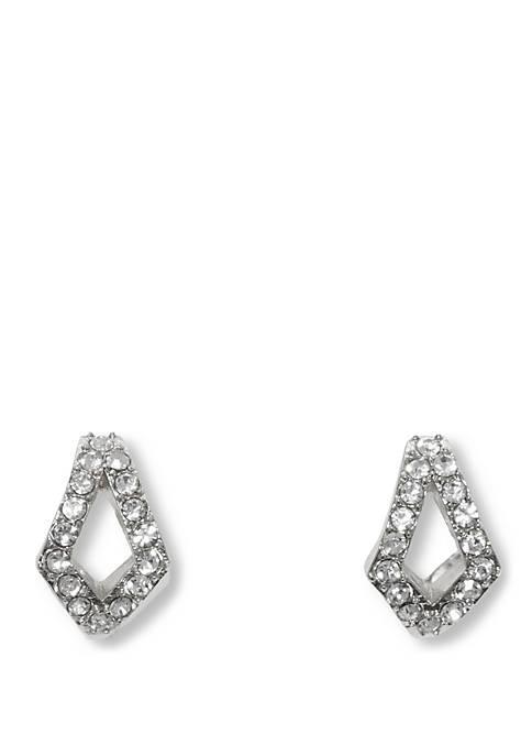 Kite Huggie Earrings