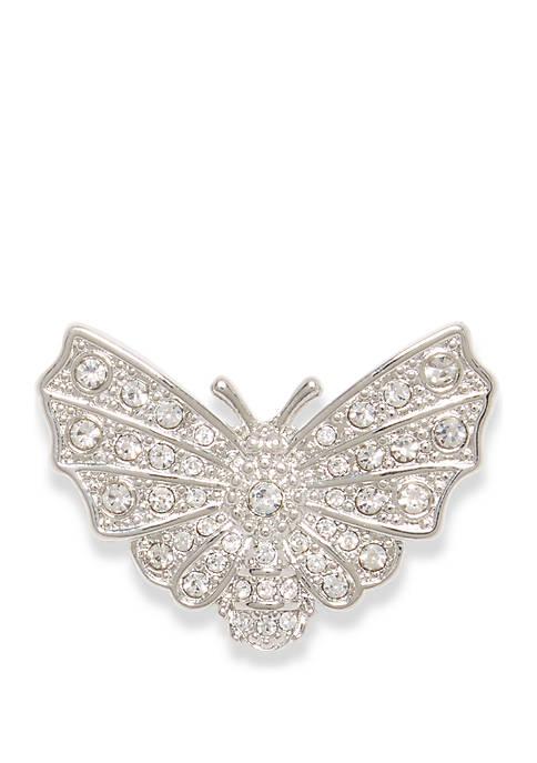Matching Butterfly Pin