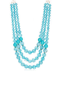 Bead Layer Necklace