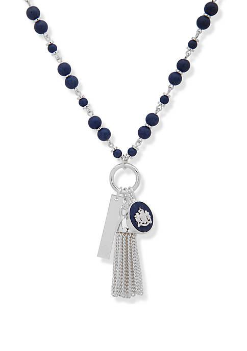 Lauren Charm Pendant Necklace