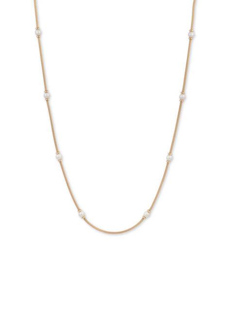 42 Inch Mesh Strandage Necklace