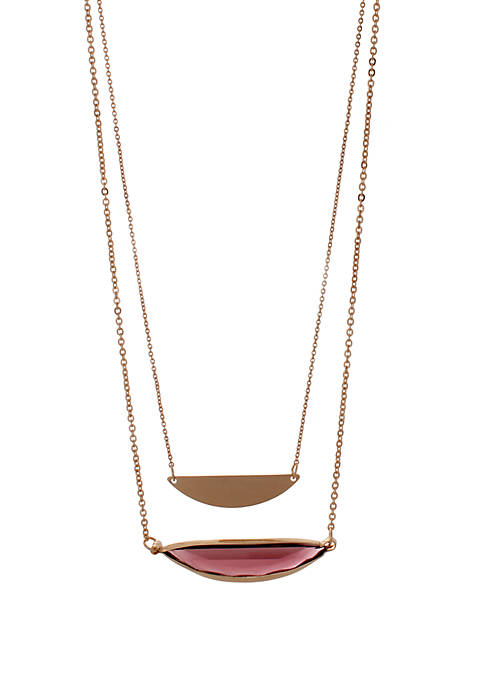Two Row Necklace