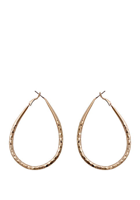 Kaari Blue™ Clutchless Teardrop Earrings