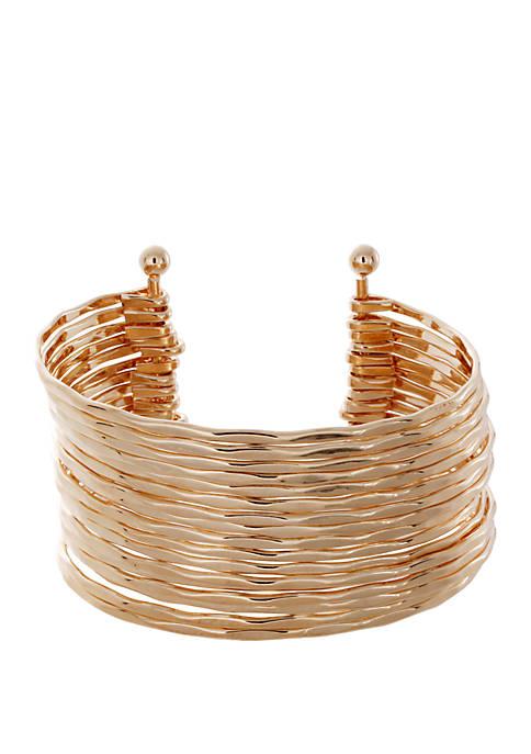 Belk Cuff Bracelet