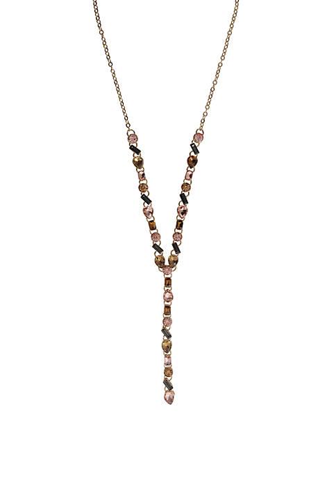 18 Inch Y Necklace