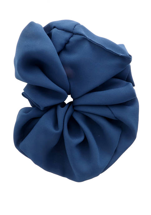 Kaari Blue™ Dark Blue Over Scrunchie