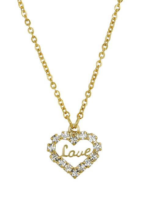 1928 Jewelry 16 Inch Adjustable 14 Karat Gold