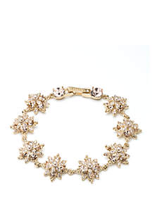 Gold Blush Silk Flex Bracelet