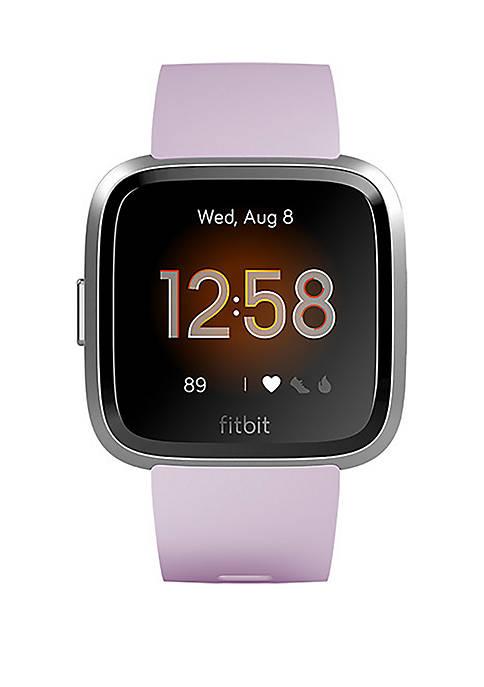 Fitbit® Versa Lite Smartwatch Lilac