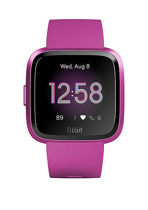 Fitbit® Versa Lite Smartwatch Mulberry