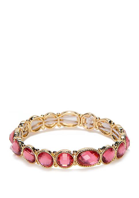 Kim Rogers® Stone Stretch Bracelet