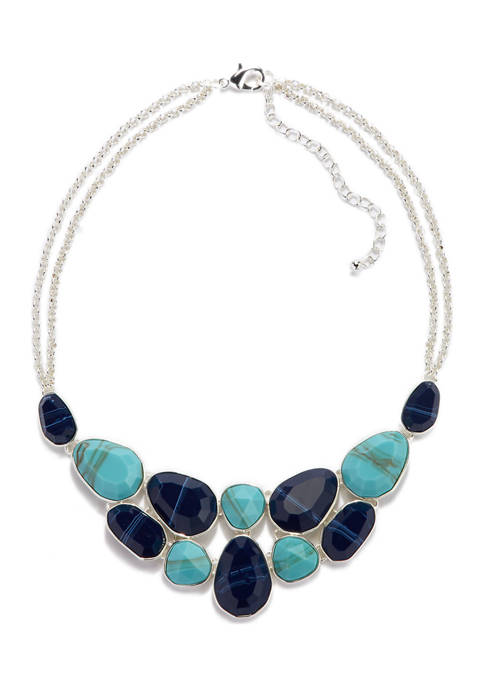 Statement Frontal Necklace