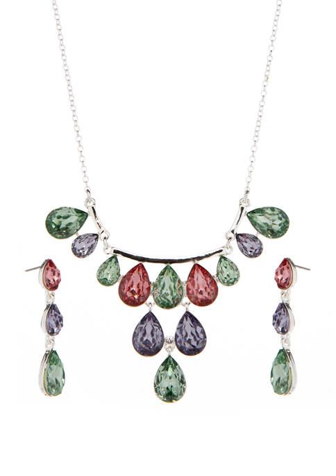 16 Inch Silver Metal Necklace