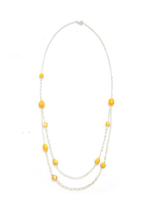 Kim Rogers® Multi Row Necklace