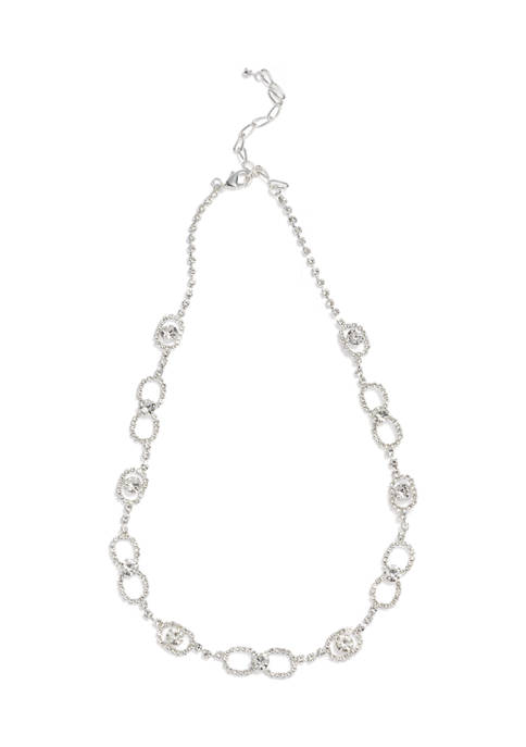Kim Rogers® 16 Inch Shake Chain Illusion Necklace