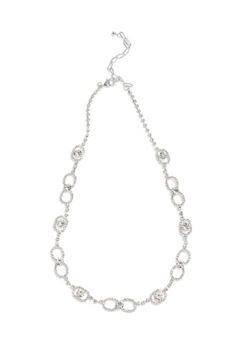 16 Inch Shake Chain Illusion Necklace