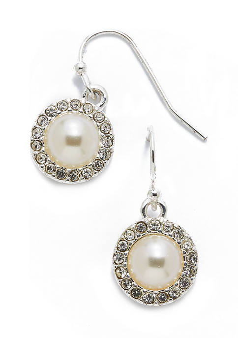 Kim Rogers® Pearl Drop Earrings