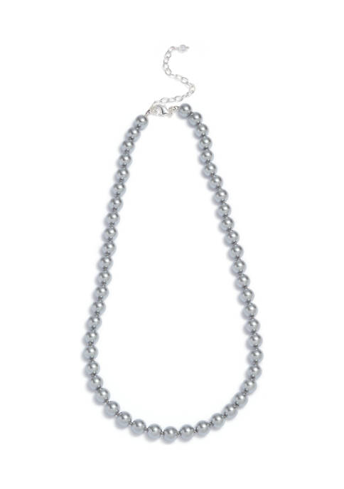 Kim Rogers® 22 Inch Pearl Collar Necklace