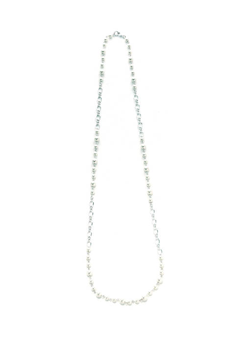 42 Inch Strand Pearl Necklace