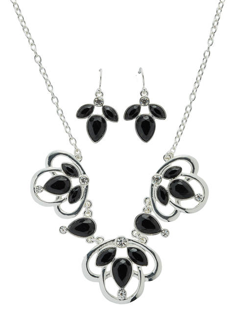 Kim Rogers® 16 Inch Boxed Frontal Drop Necklace