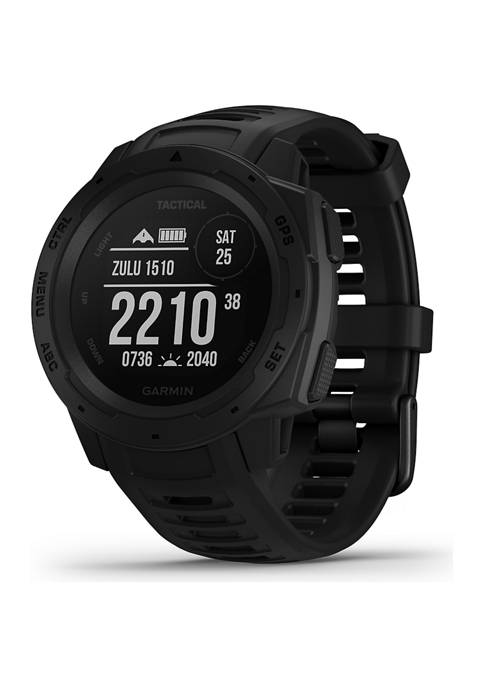 Garmin Instinct® Tactical Smartwatch
