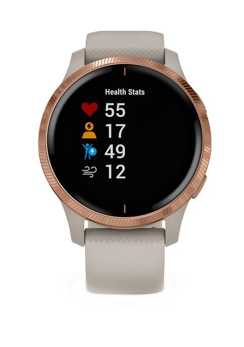 Garmin Venu AMOLED GPS Smart Watch