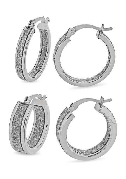 Designs by Helen Andrews Sterling Silver Glitter 2