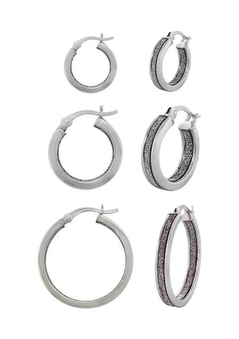 Designs by Helen Andrews Sterling Silver Glitter 3