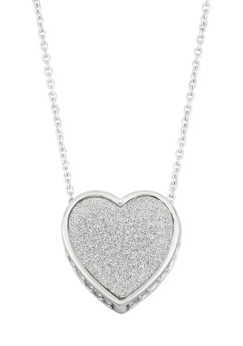 Designs by Helen Andrews Sterling Silver Glitter and