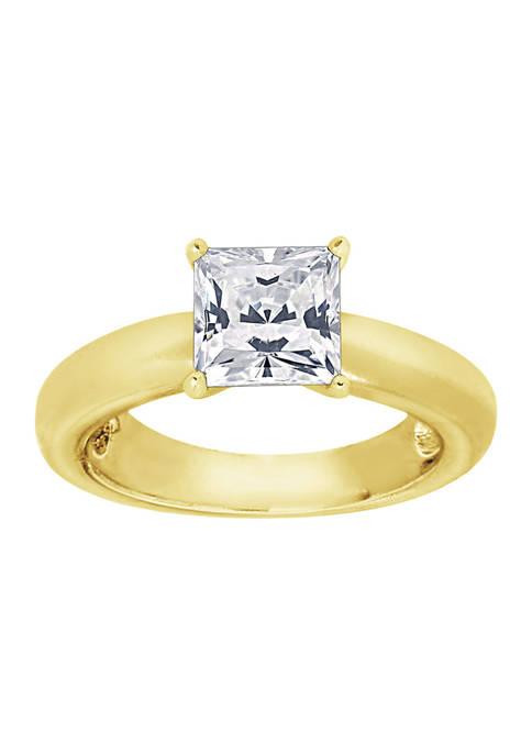 DIAMONBLISS 1 ct. t.w. 5.75 Millimeter Princess Cut