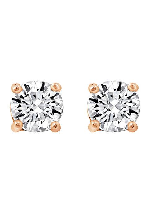 DIAMONBLISS 1 ct. t.w. Round Cut Cubic Zirconia