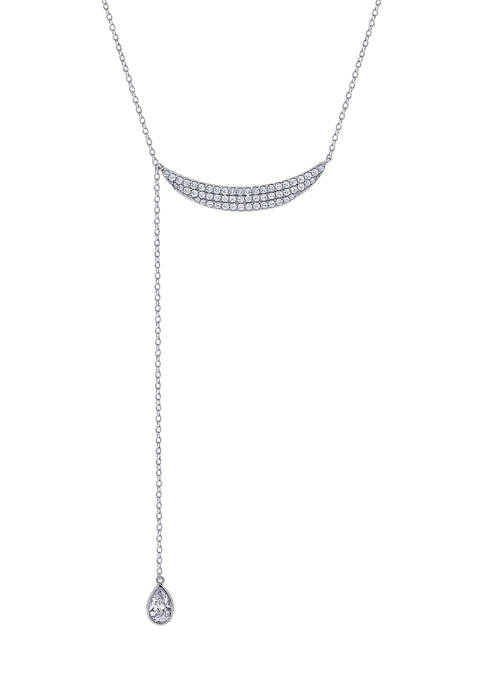 J'admire Platinum Plated Sterling Silver 1.7 ct. t.w.