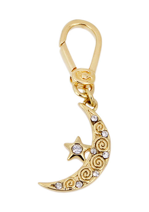 COACH Collectible Moon Crystals Charm