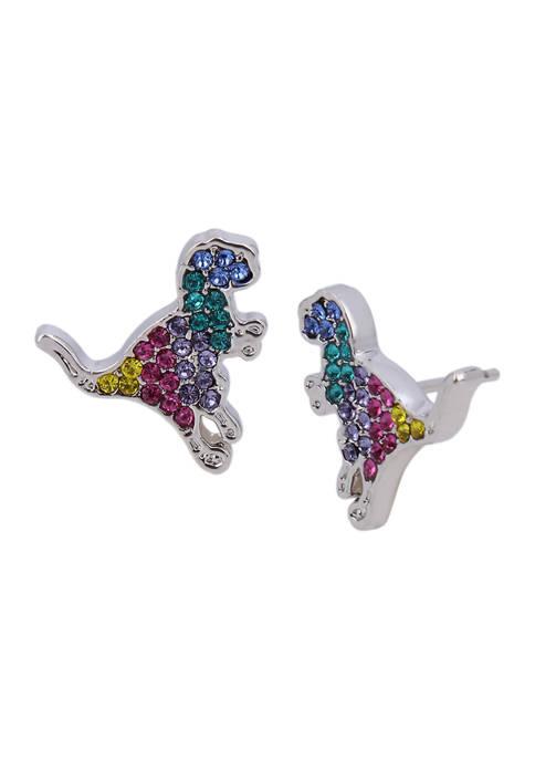 Rexy Swarovski® Crystals Stud Earrings